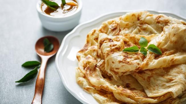 Roti Canai Asal Malaysia